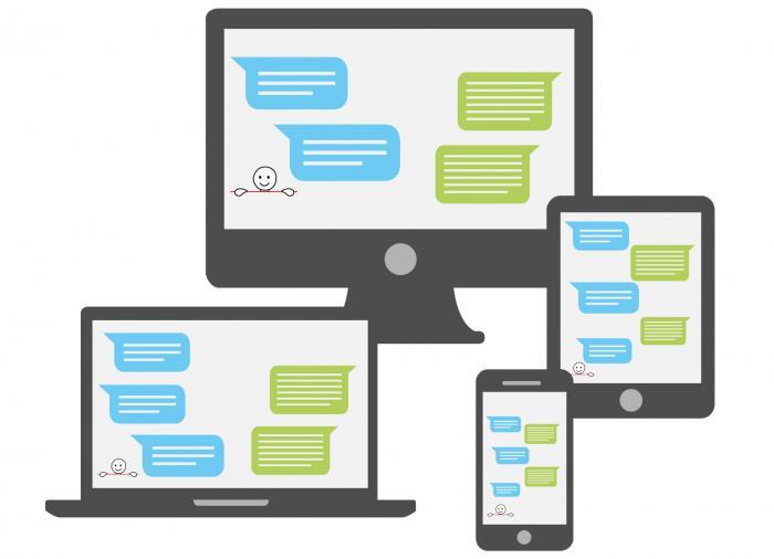 Web de chat paginas Chat